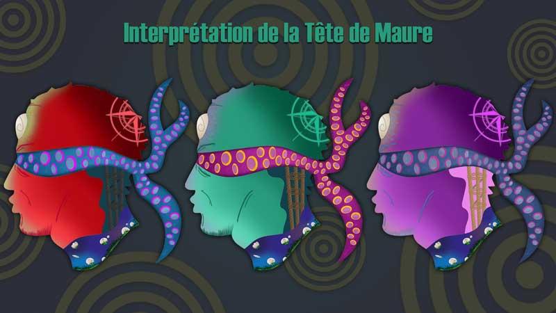 Quentin Gautier - Illustration digitale - Illustrator + Wacom cintiq 16