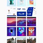 page instagram de la Licence pro métiers du design